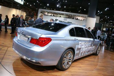BMW Serie 7 Active Hybrid