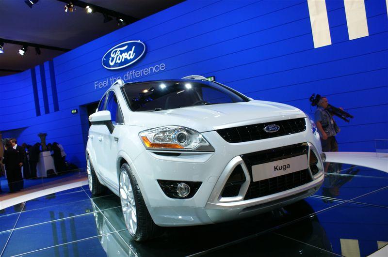 Ford Kuga 2.5T