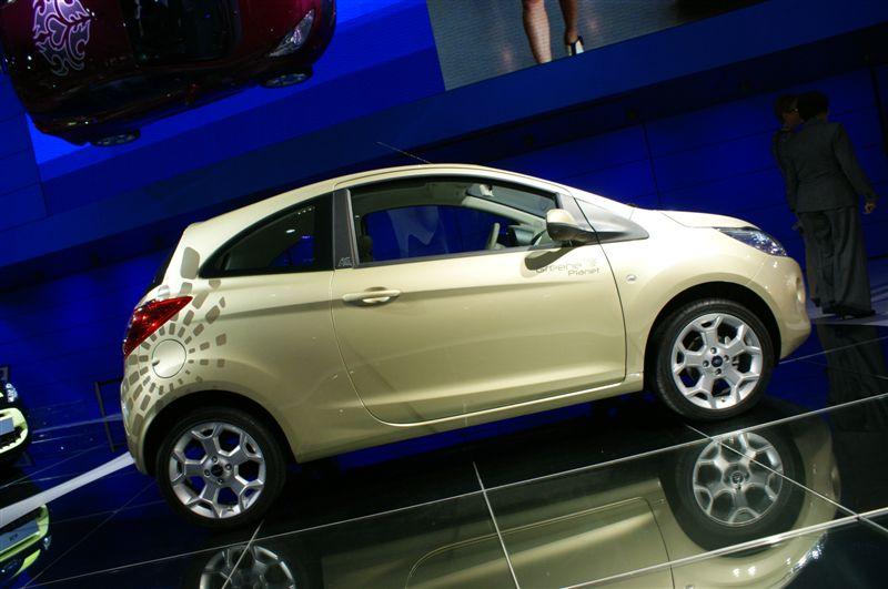 Ford Ka Hydrogen