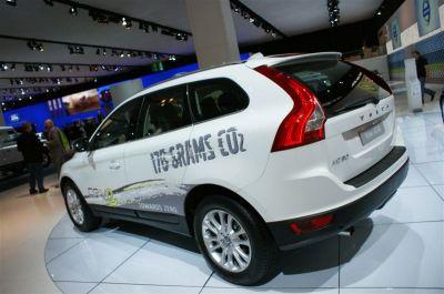 Volvo XC60 et XC60 Drive