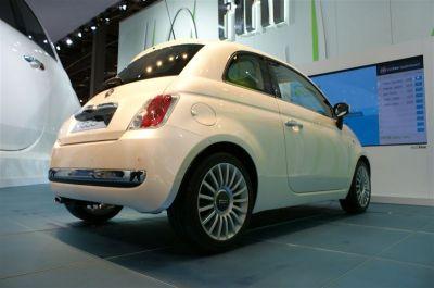 Fiat 500 Stop&Start