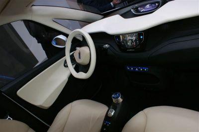 Pininfarina Bolloré BO