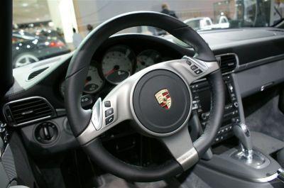 Porsche 911 Carrera, Cabriolet et Targa