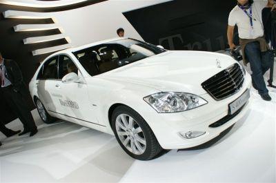 Mercedes Classe S Blue Hybrid