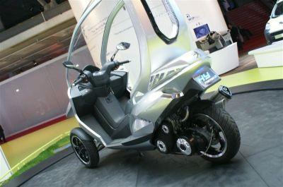 Peugeot HyMotion3