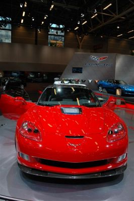 Corvette ZR1 Supercharged