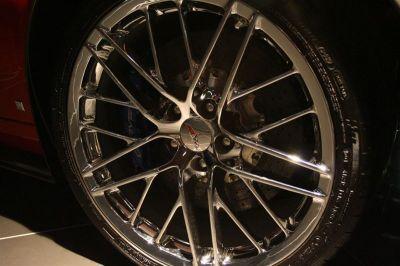 Corvette ZR1 Supercharged