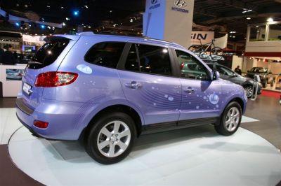 Hyundai Santa Fe Hybrid