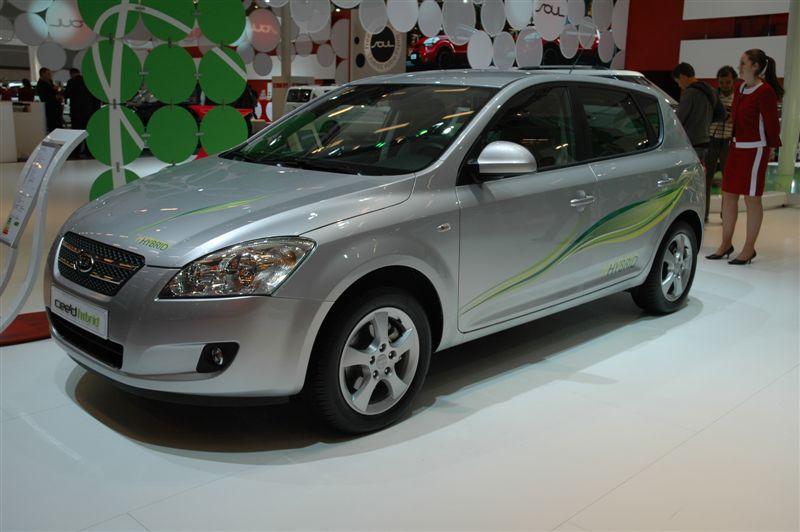 Kia Cee'd Hybrid