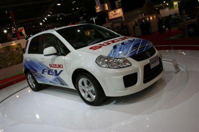 Suzuki SX4 FCV