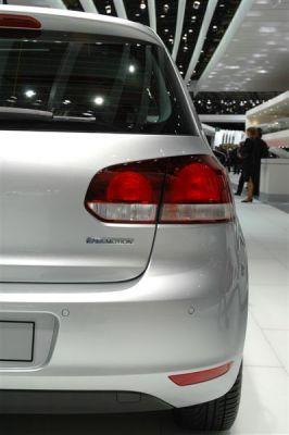 Volkswagen Golf VI Blue Motion