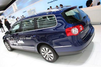 Volkswagen Passat Blue Motion II