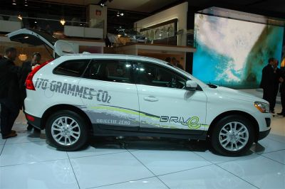 Volvo gamme Drive