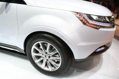 SsangYong C200 Concept
