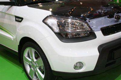 Kia Soul Hybrid