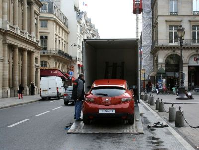 La Mégane Coupé à l'épreuve de la rue