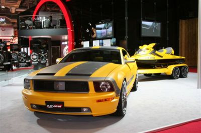 Parotech/Cesam Mustang