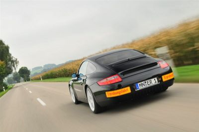 Porsche RUF électrique