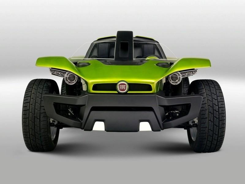 Fiat FFC II Concept