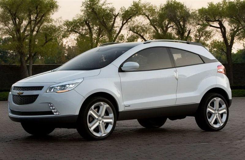 Chevrolet Concept GPiX