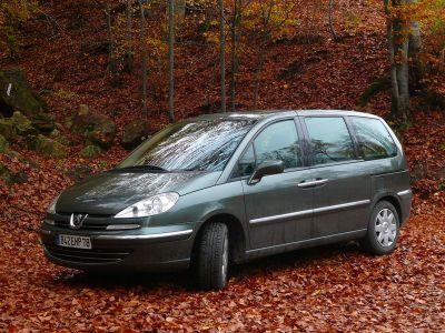 Essai Peugeot 807