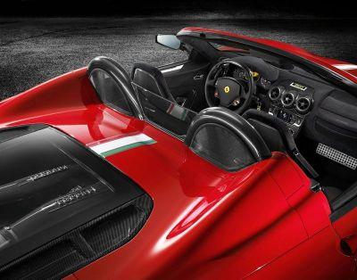 Ferrari F430 16M Suderia Spider
