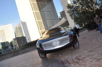 Renault Ondelios à la Défense