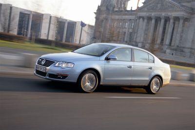 Volkswagen Passat Bluemotion 2.0 TDI 110 ch