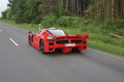 Ferrari FXX Edo Competition