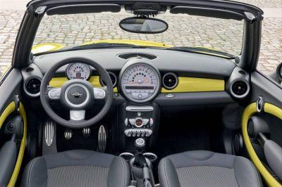 Mini Cabrio 2009