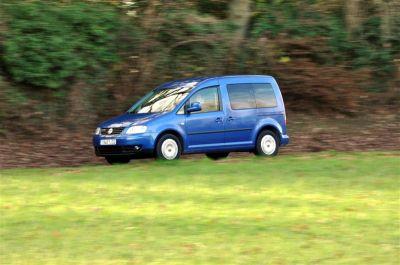 Volkswagen Caddy BlueMotion 1.9 TDI 105