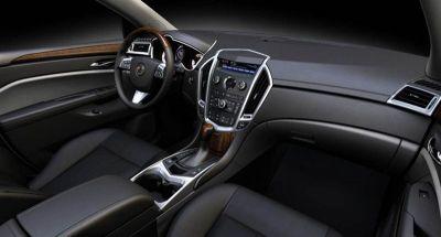 Cadillac SRX 2009