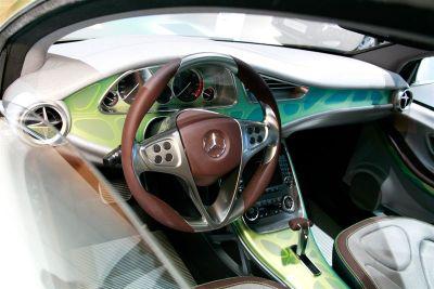 Mercedes BlueZERO
