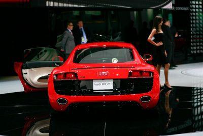 Audi R8 V10 FSI