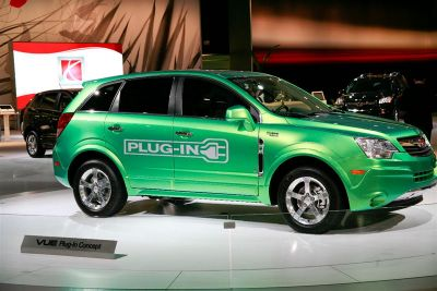 Saturn Vue PlugIn
