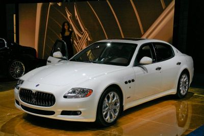 Maserati Quatroporte GT S
