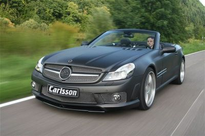 Mercedes Carlsson SL CK63 RS