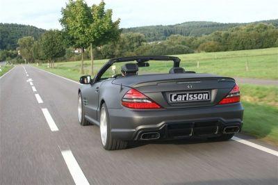 Mercedes Carlsson SL CK63 RS