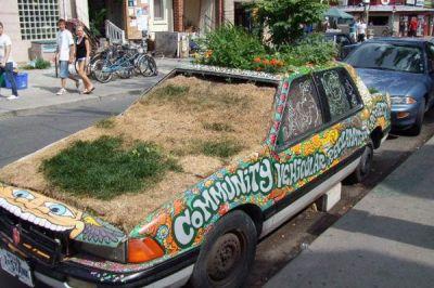 Les insolites de l'auto