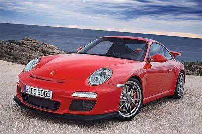 Porsche 911 GT3 restylée