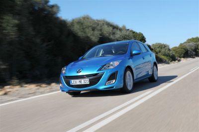 Nouvelle Mazda3