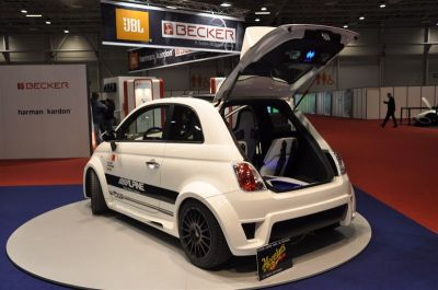 Fiat 500 Taifun Alpine