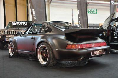 Porsche 911 Turbo Audiotel