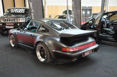 Porsche 911 Turbo Audiotel