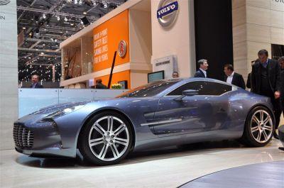Aston Martin 0ne 77