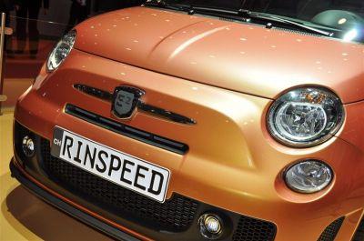 Rinspeed E2