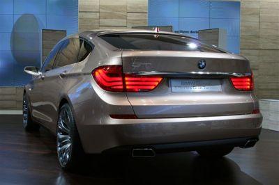 BMW Série 5 Gran Tourismo