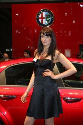 Les hôtesses Genève 2009
