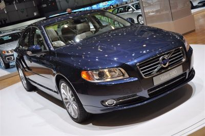 Volvo S80 restylee