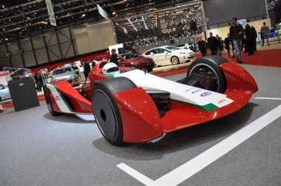 Fioravanti LF1 Race Car